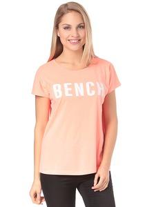 Bench New Logo - T-Shirt für Damen - Orange
