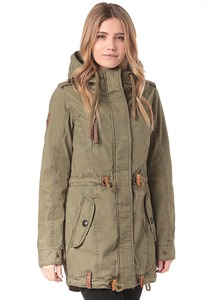 Naketano Kaktus Auffe Zeche - Jacke für Damen - Grün