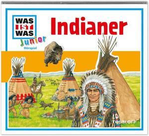 WAS IST WAS Junior Hörspiel-CD: Indianer
