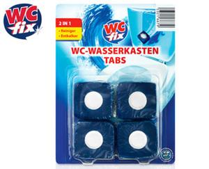 WCfix WC-Wasserkasten-Tabs