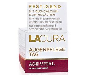 LACURA AGEVITAL Augenpflege
