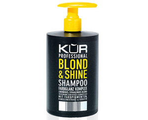 KÜR PROFESSIONAL Blond & Shine oder Brown & Shine Shampoo
