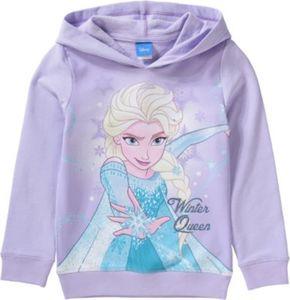 Disney Die Eiskönigin Kapuzenpullover Gr. 92/98 Mädchen Kleinkinder