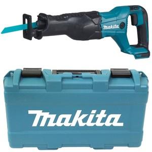 Makita Akku-Reciprosäge 18 V DJR186ZK im Transportkoffer ohne Akku und Ladegerät