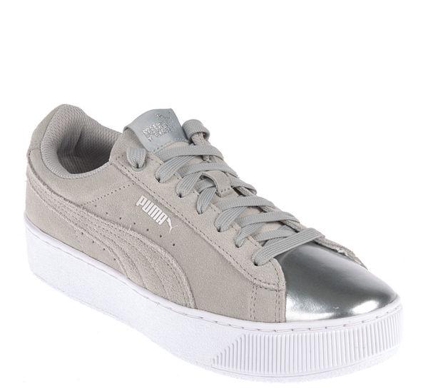 0542efa5e8 Puma Sneaker - VIKKY PLATFORM METAL von Roland ansehen! » DISCOUNTO.de