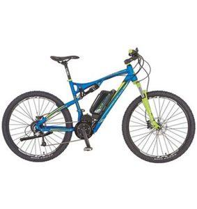 Rex Herren Fully MTB E-Bike, 27,5 Zoll, 9 Gg Shimano, Mittelmotor, »Rex Graveler 6.9«