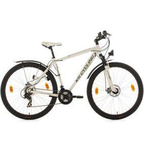 KS Cycling ATB »Heist«, 21 Gang Shimano Tourney Schaltwerk, Kettenschaltung
