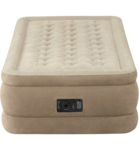 Intex Luftbett mit integrierter Elektropumpe, 191/99/46 cm, »Ultra Plush Bed Twin«