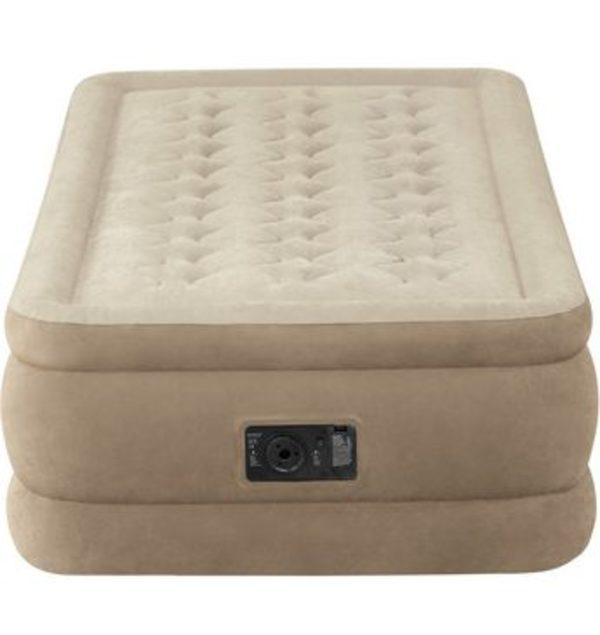 Intex Luftbett mit integrierter Elektropumpe, 191/99/46 cm, »Ultra Plush Bed Twin«