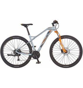 REX Bike Mountainbike »Graveler 8.5«, 27 Gang Shimano Deore Schaltwerk, Kettenschaltung