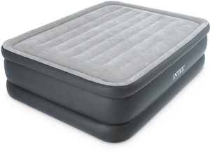 Intex Luftbett mit integrierter Elektropumpe, »Essential Rest Airbed Queen«