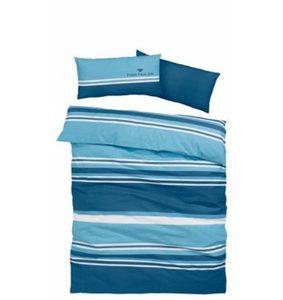 Bettwäsche »Jun«, TOM TAILOR, mit sportiven Streifen