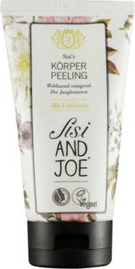 Sisi and Joe Peeling Sisi