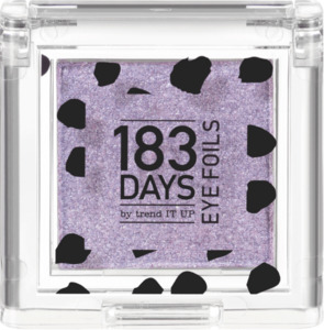 183 DAYS by trend IT UP Lidschatten Eye Foils 030