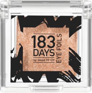 183 DAYS by trend IT UP Lidschatten Eye Foils 020