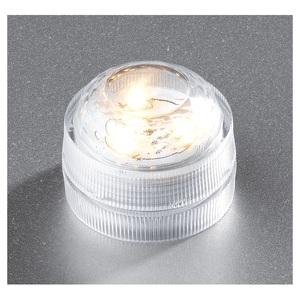 casaNOVA batteriebetriebenes LED Teelicht Warmweiss