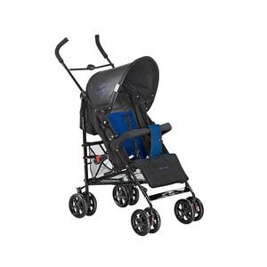 knorr-baby Kinderbuggy /Buggy COMMO Schwarz/Blau