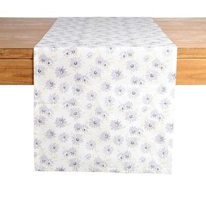 Tischläufer VIOLET, B:40cm x L:150cm, hellflieder