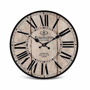 Uhr Kensington, D:29cm, natur