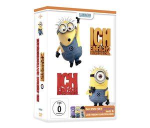 DVD-Box »Ich – einfach unverbesserlich«