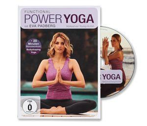 DVD POWER YOGA mit Eva Padberg