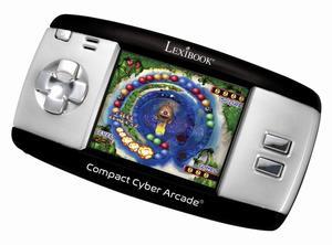 LCD Console mit 250 Spiele schwarz
