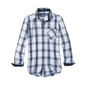Reward classic Herren-Hemd mit modischem Karomuster