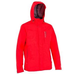 TRIBORD Segel-Jacke 100 Herren rot, Größe: M