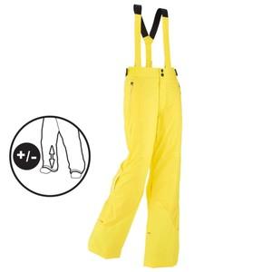 WED´ZE Skihose 300 Pull´nfit Kinder gelb, Größe: 10 J. - Gr. 140