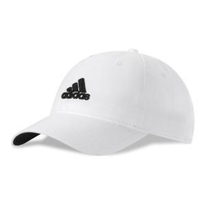 ADIDAS Golf-Cap Schirmmütze weiß, Größe: Einheitsgröße
