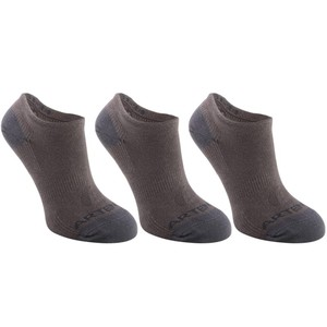 ARTENGO Tennissocken RS 160 Low 3er Pack Kinder grau, Größe: 27/30