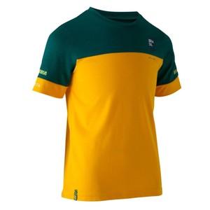 KIPSTA Fußballtrikot FF100 Kinder Brasilien, Größe: 6 J. - Gr. 116