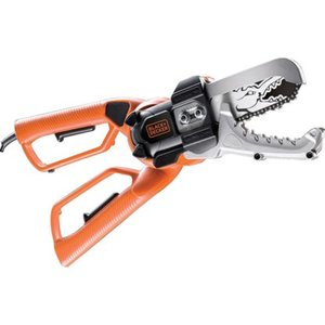 Black+Decker Elektro-Astschere Alligator 550 W GK1000
