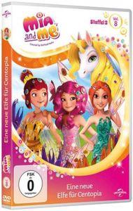 DVD Mia and me - Staffel 3 Vol. 8 - Eine neue Elfe Centopia Kinder