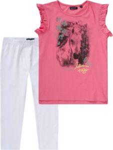 Set T-Shirt + Caprileggings Gr. 98 Mädchen Kleinkinder