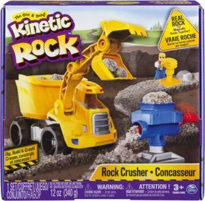 Kinetic Rock - Rock Crusher