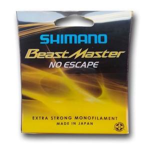 SHIMANO Hauptschnur monofil Beastmaster 200m, Größe: 16/100