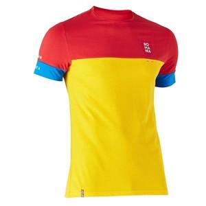 Fußballshirt FF100 Rumänien Erwachsene KIPSTA
