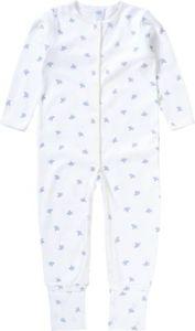 Schlafstrampler , Organic Cotton Gr. 62 Jungen Baby