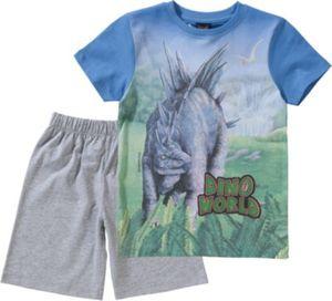 Dino World Schlafanzug Gr. 98 Jungen Kleinkinder