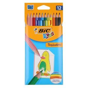 Buntstifte Tropicolors von BIC, 12er-Set