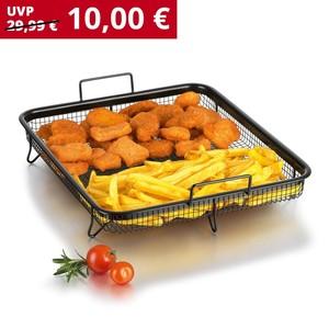 Gourmetmaxx Heißluft-Grillkorb
