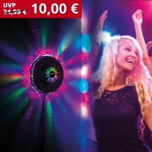 Easymaxx LED-Party-Lichtrad