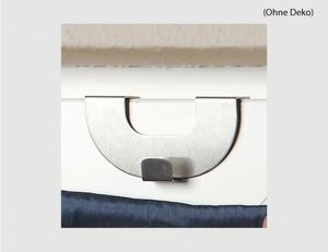 Fensterhaken U-Form 2er Pack