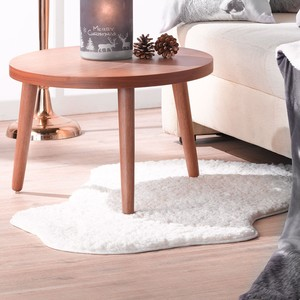 Vorleger Teppich Schafsfell-Style