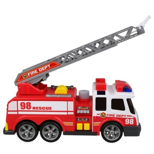Dickie Toys Action Series, Feuerwehrauto, 35,5 x 17,5 x 11 cm, rot