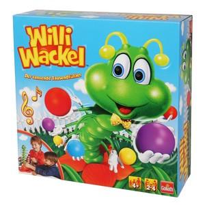 Goliath Gesellschaftsspiel Willi Wackel