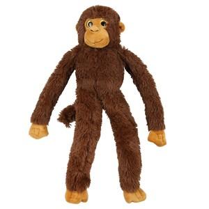 Kuscheltier Affe braun 55 cm