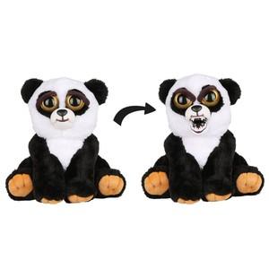 Goliath Feisty Pet, Pandabär, 15 x 20 x 20 cm, schwarz-weiß