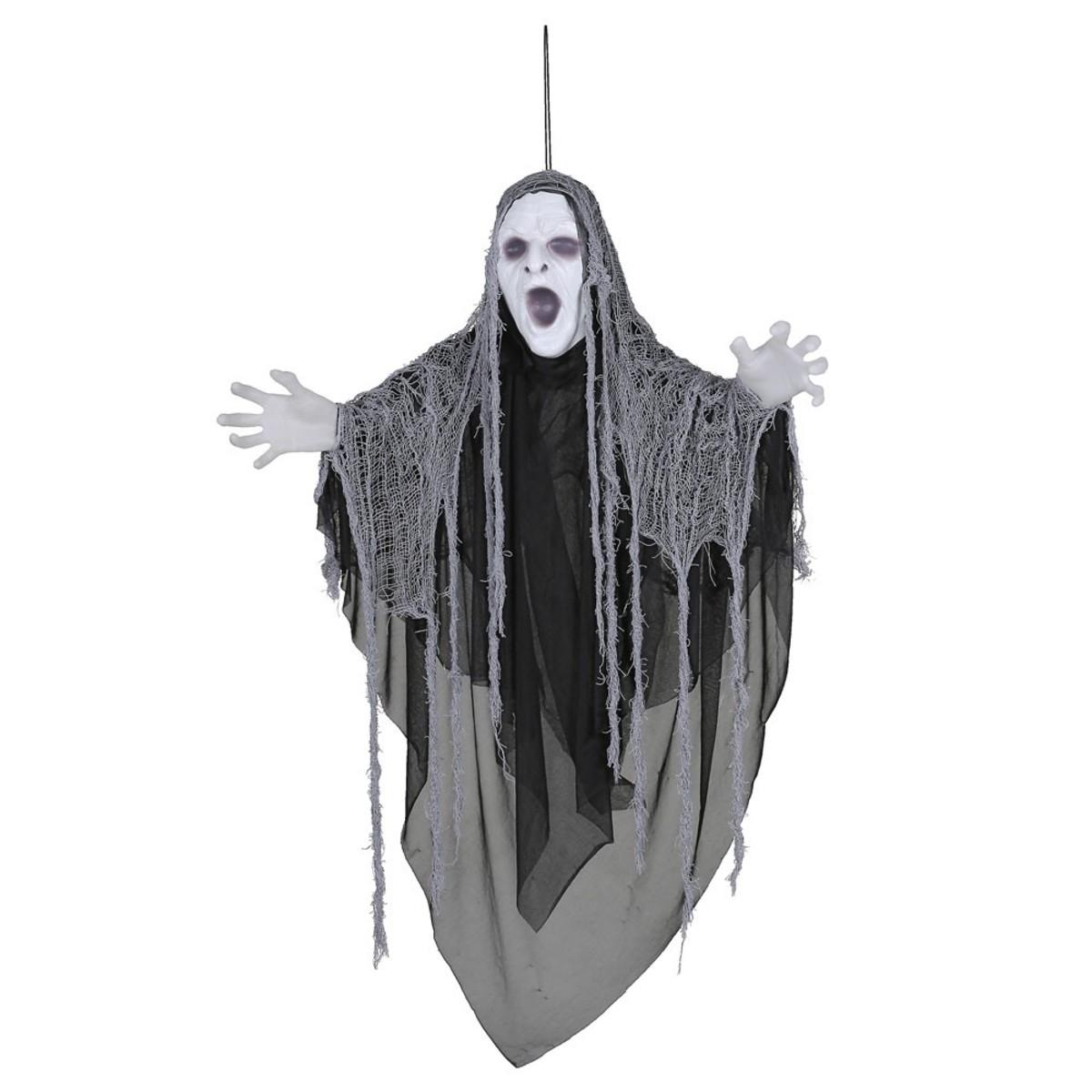 Bild 1 von Halloween Figur Gewitter-Gespenst animiert